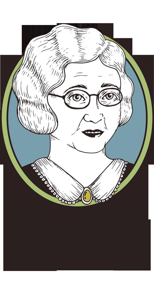 MOSTER HULDA